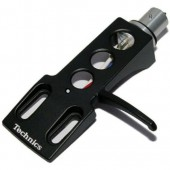 Technics  Black Headshell for use with all turnatabl