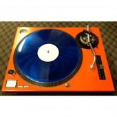 Technics Face Plate For Technics SL1200/1210MK2 Turntable Only ,  Orange