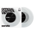 "7"" Serato Standard Colors - Clear (pair)"